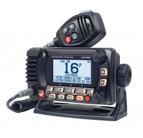 STANDARD HORIZON GX1850GPS/E, RICETRASMETTITORE FISSO VHF CON GPS 66CH, ITU CLASSE D, CONNESSIONE NMEA2000