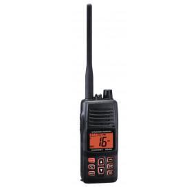 STANDARD HORIZON HX400E, RICETRASMETTITORE VHF 5W COMMERCIAL GRADE CON CANALI LMR, IPX8, BATTERIA LI-ION.